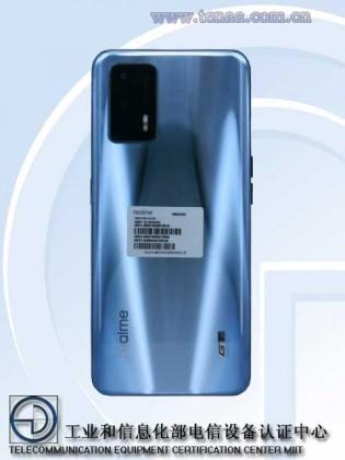 Realme GT 5G di TENAA
