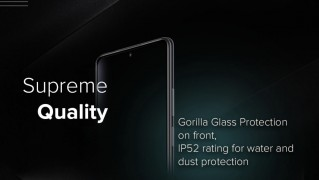 Redmi Note 10 teasers