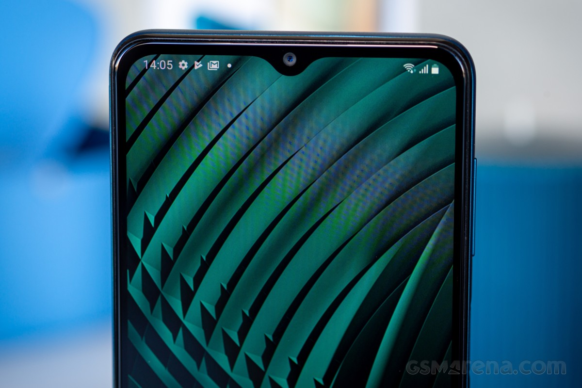 Samsung Galaxy A12 in for review