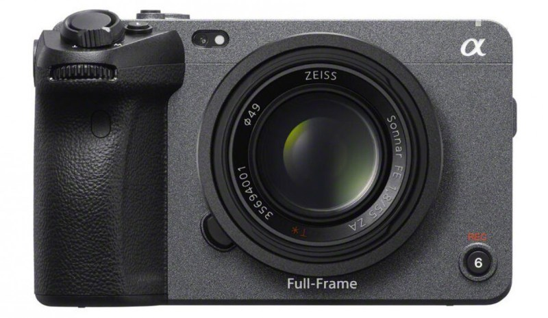 Sony FX3 is the company's most affordable cinema camera