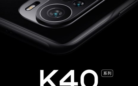 Redmi K40 will have a triple camera, official poster confirms