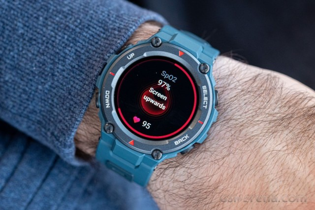 Amazfit T-Rex Pro in for review