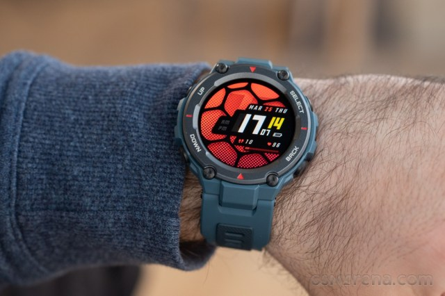 Amazfit T-Rex Pro arrives in India for INR12,999, sales begin March 28