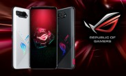 Asus unveils ROG Phone 5, Pro and Ultimate with 6.78