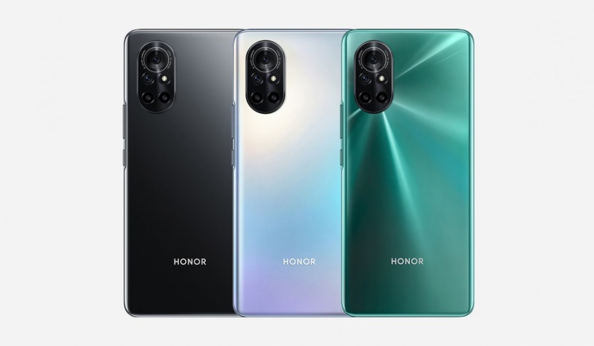 Honor V40 Light and Honor Tab 7 announced
