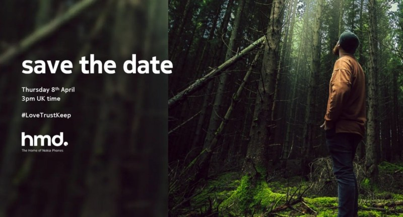 New Nokia phones are coming on April 8