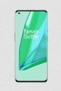 OnePlus 9 Pro in the new Pine Green hero color