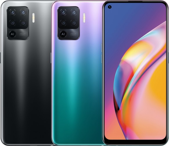 Oppo A94 goes official with Helio P95 SoC, 48MP quad camera, and 6.43'' AMOLED screen
