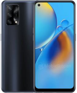 Oppo A74 5G in Fluid Black