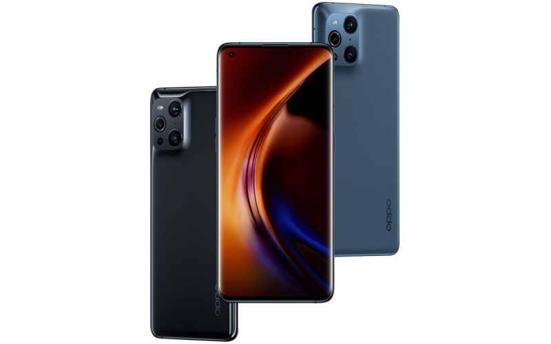 Oppo Find X3 Pro is official with two 50 MP cameras