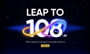Realme details 108MP camera ahead of Realme 8 Pro launch