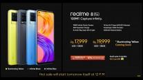 Realme 8 Pro price in India