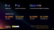 The Pro joins the realme Upgrade Program