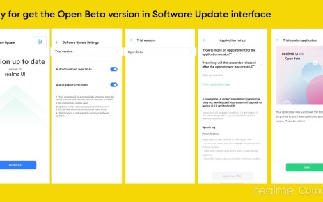 Realme 7 joins Android 11 open beta, company details expected Q2 updates