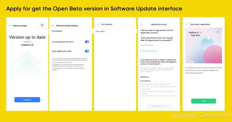 Realme 7 is getting latest UI open beta, company lays down details for Q2 roadmap