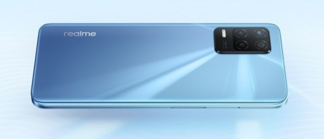 Realme V13 5G is official, comes with three cameras and a big battery
