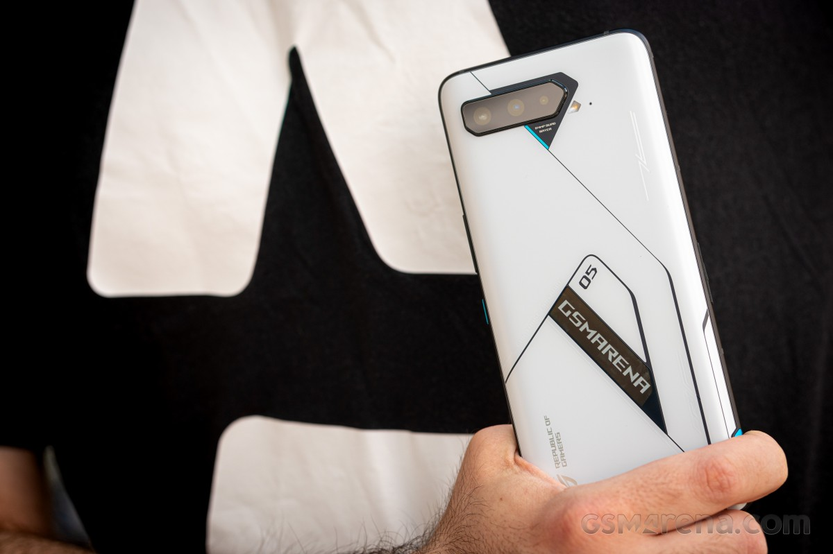 Asus ROG Phone 5 Ultimate hands-on