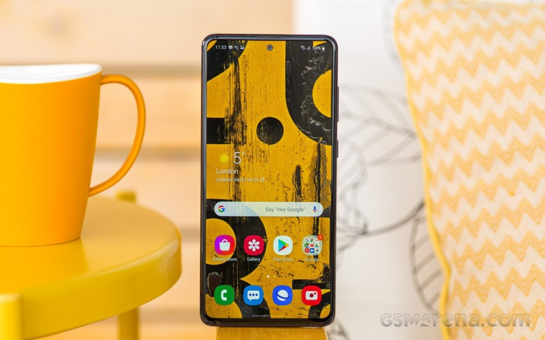 Samsung Galaxy Note10 Lite gets One UI 3.1 with March security patch
