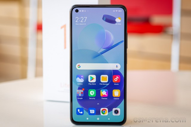 Xiaomi Mi 11 Lite 5G in for review