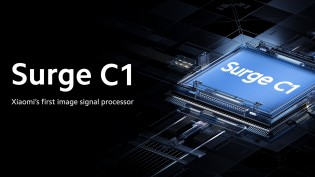 Surge C1 custom chip for the camera