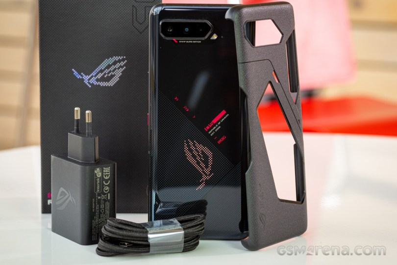 Our Asus ROG Phone 5 video review is out