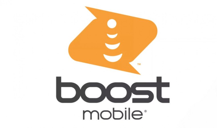 Boost Mobile's new logo features the Dish logo in it. The prepaid carrier still heavily relies on Sprint's legacy CDMA network.