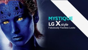 LG X phones meet the X-men