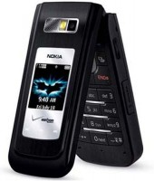 The Nokia 6205 Dark Knight for Verizon didn't turn many heads