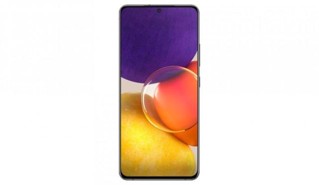 Samsung Galaxy Galaxy A Quantum 2 leaks on Google Play Console