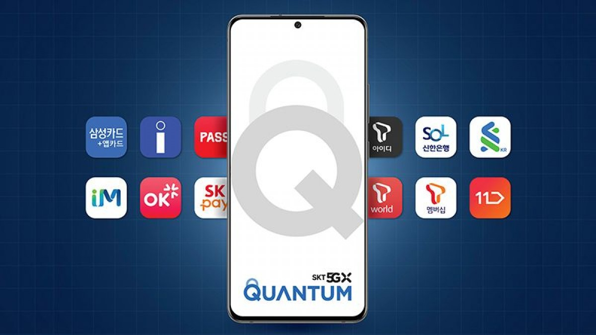 Samsung Galaxy Quantum2 is official in Korea with QRNG chip and 5G