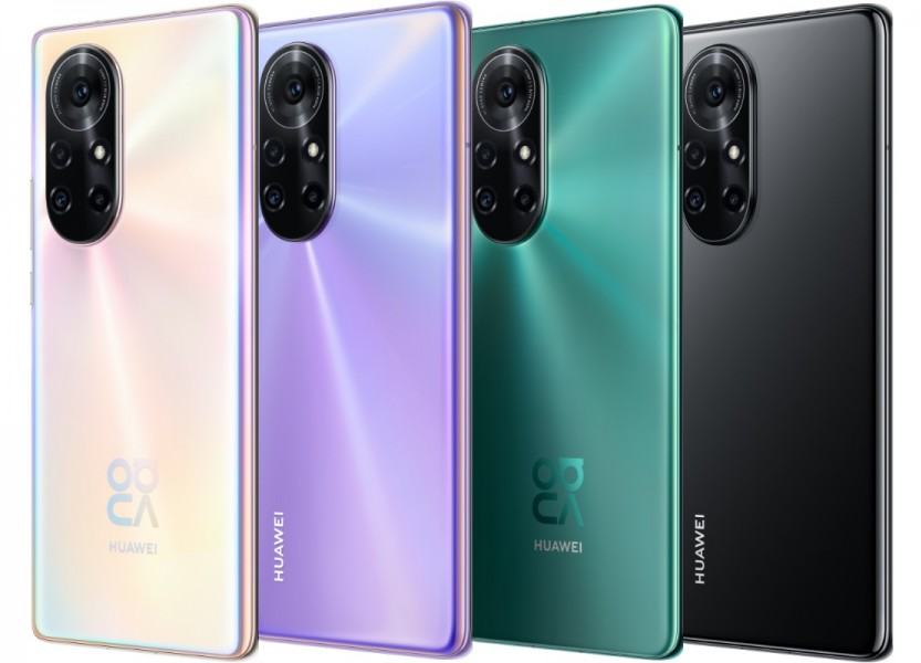 Huawei nova 8 Pro 4G goes official with 120Hz screen, 64MP camera, and 66W charging