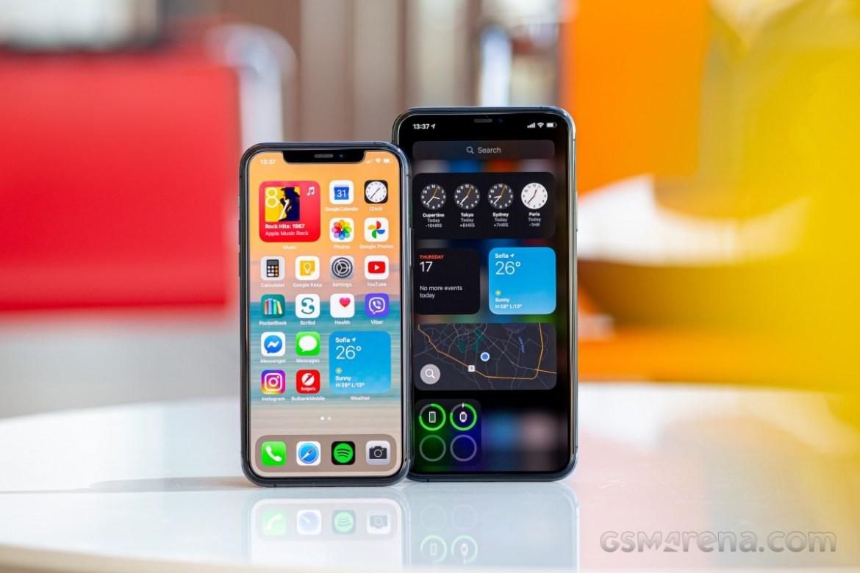 Report: iOS 14 reaches 90% adoption rate