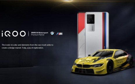 iQOO 7 series confirmed to feature BMW M branding in India
