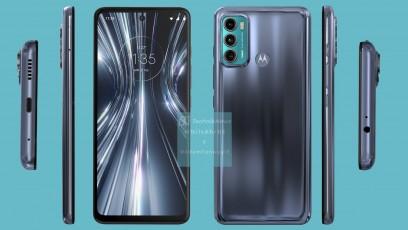 Motorola Moto G60 renders