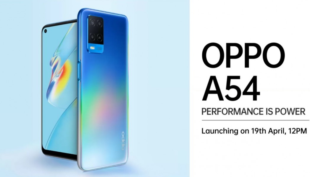 Oppo A54 and A74 5G launching in India next week