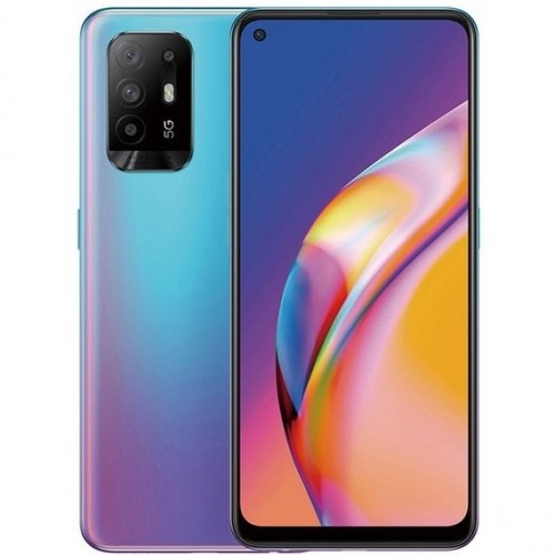 Oppo Reno5 Z announced: Dimensity 800U, 6.43'' AMOLED screen, and 48MP quad camera