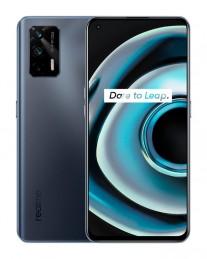 Jalur warna Realme Q3 Pro 5G: Gravity Black