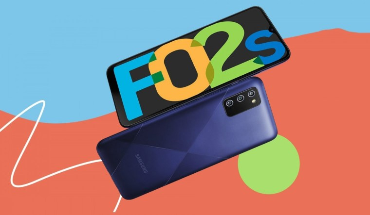 Samsung Galaxy F12 and F02s introduced in India
