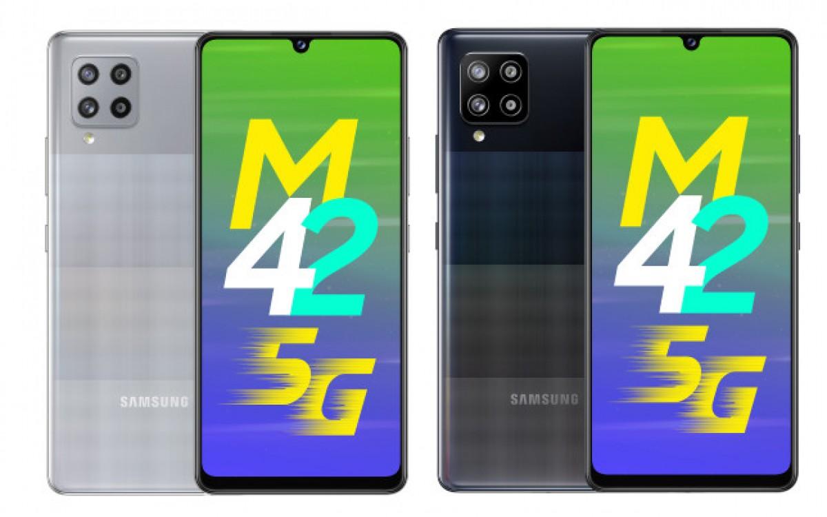 Samsung Galaxy M42 5G brings SD 750G and 5,000 mAh battery