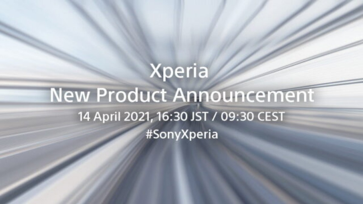 Sony Xperia phone launch scheduled for April 14