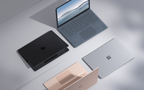 Microsoft announces Surface Laptop 4 with AMD and Intel processors