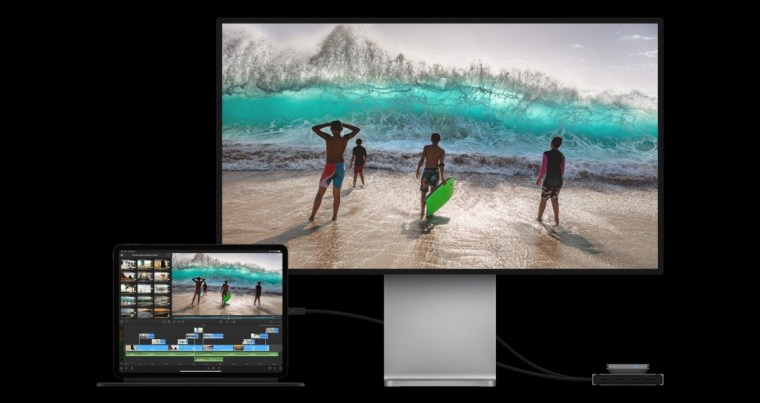 A dock can blur the line between iPad Pro and a desktop computer