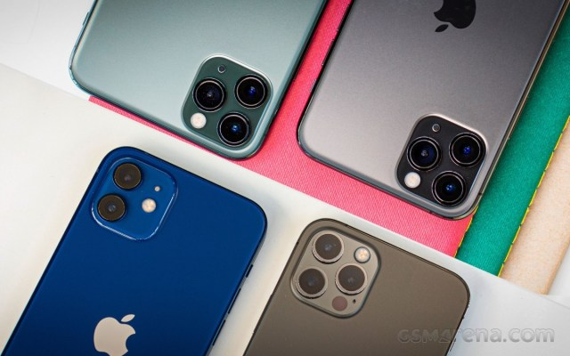 All iPhone 13 members to have LiDAR, the Pro models might go up to 1TB
