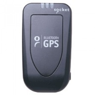 The first-ever Bluetooth GPS receiver for mobile devices