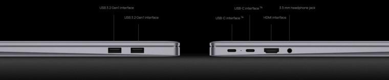 The Huawei MateBook 16 brings a Ryzen 5800H APU, 16'' 3:2 display inside a sub-2kg metal body