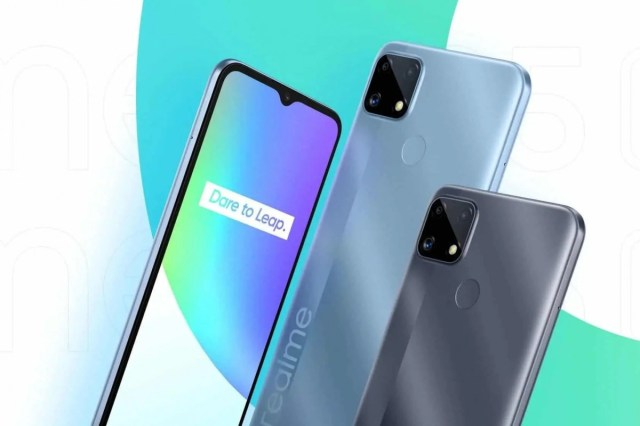 Realme C25s full specs, release data and price leak