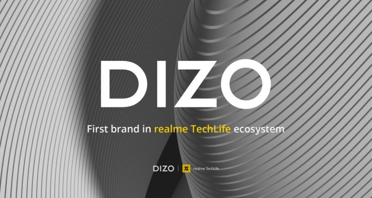 Dizo is Realme's first sub-brand for AIoT products