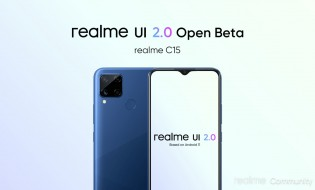Realme C12 dan Realme C15 memenuhi syarat untuk Realme UI 2.0 Open Beta