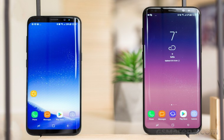 Samsung ends support for the Galaxy S8 series