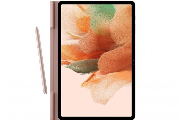 New leaked renders show the Samsung Galaxy Tab S7 Lite 5G in pink color